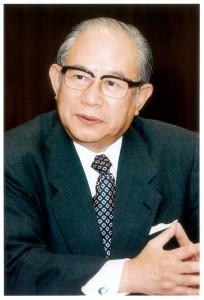第10代会長 森田嘉一