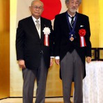 畠山重篤氏と森田嘉一会長