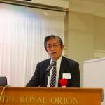 記念講演(沖縄メディカル病院長 湧上民雄先生)